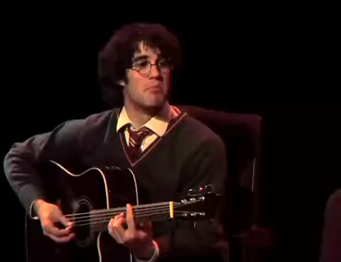 Watch and share Darren Criss GIFs and Avpm GIFs on Gfycat