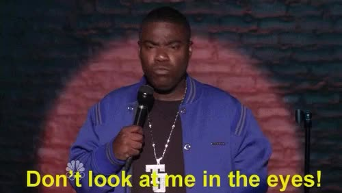 Watch and share Stand Up Comedy GIFs and Tracy Morgan GIFs by wamukoa on Gfycat
