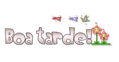 Watch and share Para Usar Os Gifs E Animações De BOA TARDE, Copie O Código animated stickers on Gfycat