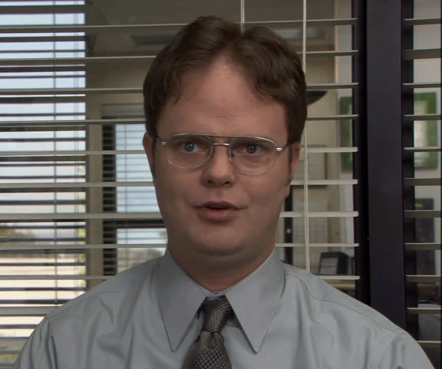 rainn wilson, Bring-it-on GIFs