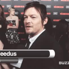 Watch and share Norman Reedus GIFs and Celebs GIFs by Norman-Freak89 on Gfycat