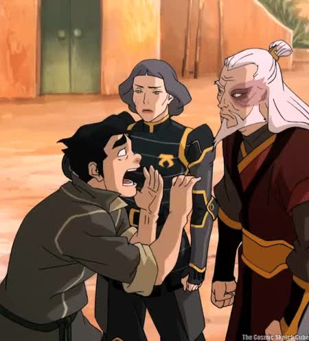 Watch and share Legend Of Korra GIFs and Fire Lord Zuko GIFs on Gfycat