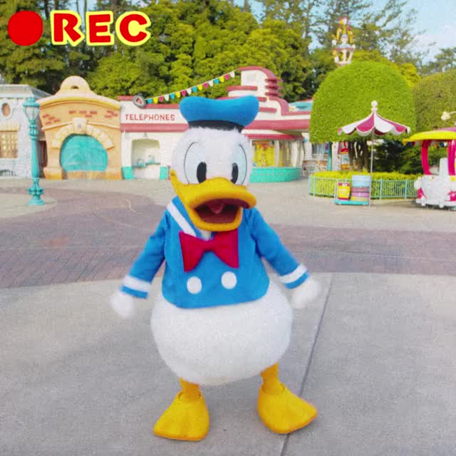 Watch and share Tokyo Disneyland GIFs and Screen Debut GIFs on Gfycat