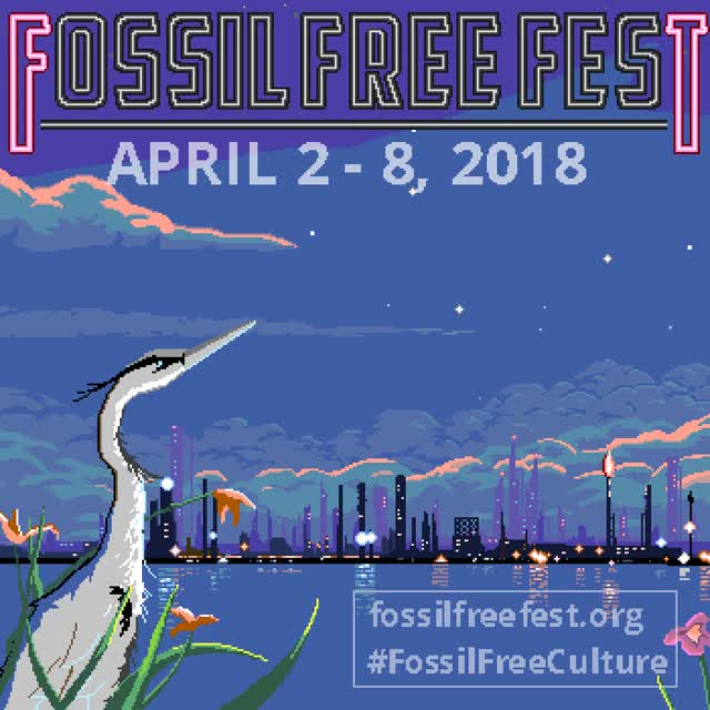Watch and share Fossil Free Fest Ig GIFs on Gfycat