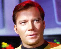 Watch and share James Kirk GIFs and Christine GIFs on Gfycat