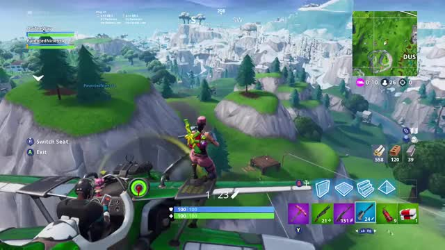 Watch this GIF by Gamer DVR (@xboxdvr) on Gfycat. Discover more FortniteBattleRoyale, ObiTheWay, xbox, xbox dvr, xbox one GIFs on Gfycat