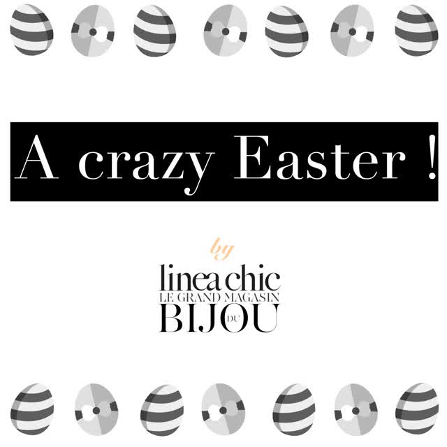 Watch and share A Crazy Easter By Linea Chic GIFs on Gfycat
