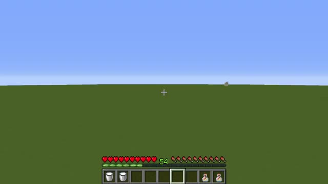 Basket O' Pig - Proof of Concept/WIP Minecraft Mod Minecraft Datapack GIF