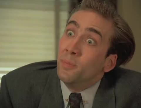 Watch and share Nicolas Cage - You Don't Say [meme Original] GIFs on Gfycat