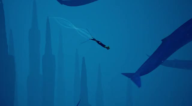 Watch and share Abzu Whales Part 2 GIFs on Gfycat