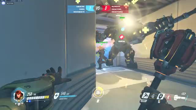 Watch and share Highlight GIFs and Overwatch GIFs by Reeeeeeee on Gfycat