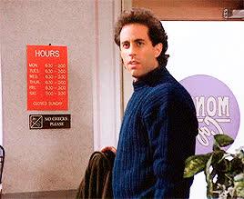 jerry seinfeld, seinfeld, Seinfeld S GIFs