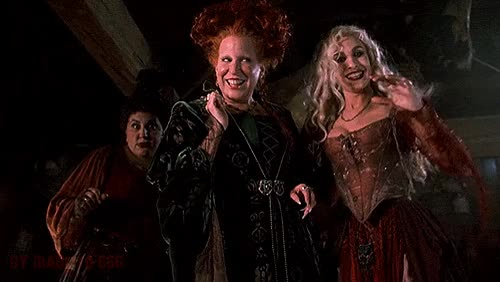 Watch Hocus pocus GIF on Gfycat. Discover more bette midler GIFs on Gfycat