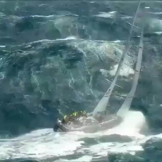 HeavySeas, sailing, A rough ride... GIFs