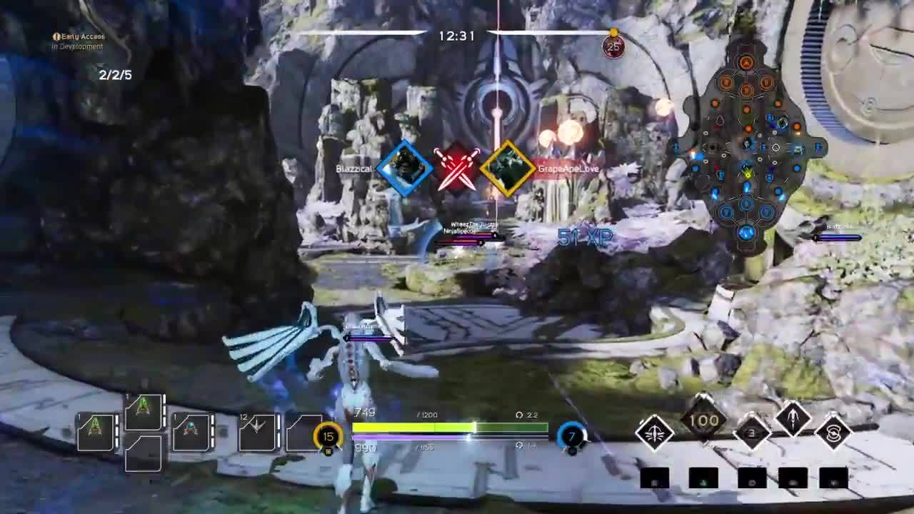 paragon, playstation 4, sony computer entertainment, Paragon Clutch Shield GIFs