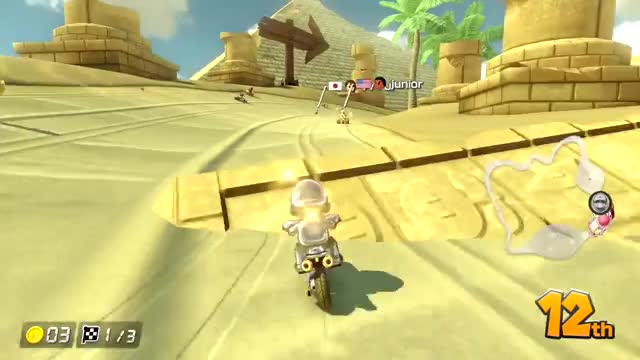 Watch and share Mario Kart 8 Deluxe Online Is Easy GIFs by The Legend on Gfycat