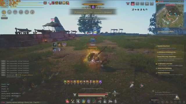Watch Big lance, big damage ;) GIF by @sanctus on Gfycat. Discover more BDO, Pvp, Valkyrie GIFs on Gfycat
