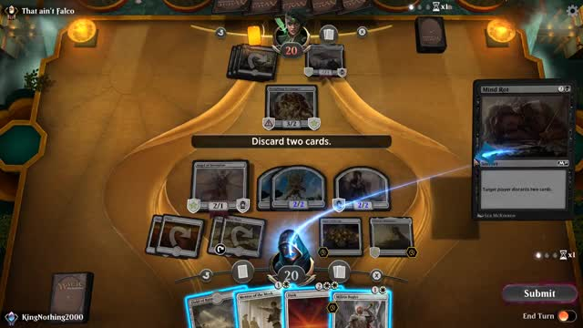 Watch No Time for This GIF by KingNothing2000 (@kingnothing2000) on Gfycat. Discover more Gaming, MTG Arena, kingnothing2000 GIFs on Gfycat