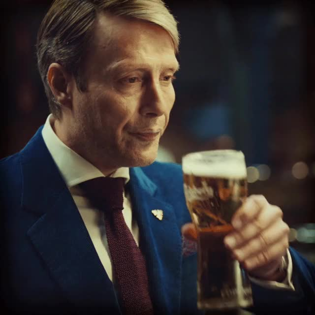 Watch and share Mads Mikkelsen GIFs and Probably GIFs on Gfycat