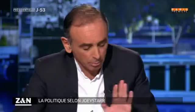 Watch and share Zemmour Et Naulleau Face À Joey Starr Le 01/03/2017 GIFs on Gfycat