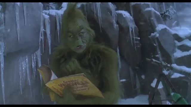 Jim Carrey: How The Grinch Stole Christmas - Hilarious Scenes Jim Carrey, Jim Carrey The Grinch, The Grinch, The Grinch Who Stole Christmas, The Grinch in 10 minutes, The Grinch Hilarious Scenes, The Grinch Best Scenes, Jim Carrey Movies, Best of Jim Carrey, Jim Carrey 2017, the the the the grinch, holiday hoobey whatee, one mans garbage is anothers popouri, cindy lou who, whoville, how the grinch stole christmas, jim carrey how the grinch stole christmas, dr seuss how the grinch stole christmas, dr seuss GIF
