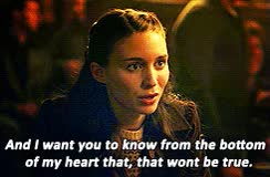 Watch Rooney Mara that wont be true gif GIF on Gfycat. Discover more related GIFs on Gfycat