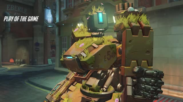 Watch and share Overwatch GIFs and Bastion GIFs by gunnerstrip7 on Gfycat