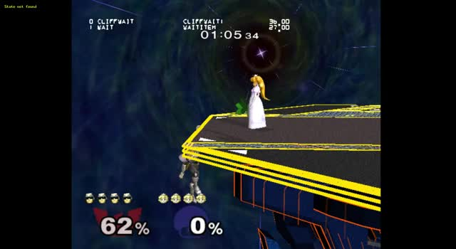 Watch and share Another Falcon Vs Peach Recovery Concept GIFs by benrachman on Gfycat