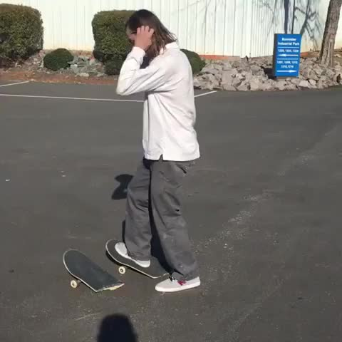 Watch I used to skate. - 983529 GIF by Slim Jones (@slimjones123) on Gfycat. Discover more Epic, Video, Viral GIFs on Gfycat