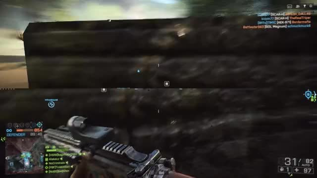 Watch and share Battlefield 4 GIFs and Gaming GIFs by kagstrom2100 on Gfycat