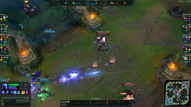 Watch RYZE GIF on Gfycat. Discover more leagueoflegends GIFs on Gfycat