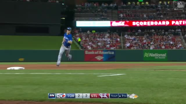 Watch and share Must C: Coghlan's Acrobatic Play GIFs on Gfycat