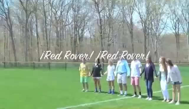 Watch and share Red Rover, Red Rover GIFs on Gfycat