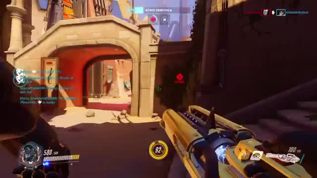 Watch Winston's Anger Management GIF on Gfycat. Discover more Overwatch, playstation 4, sunfolion GIFs on Gfycat