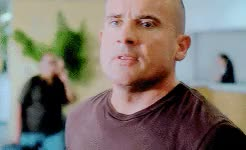 Watch and share Michael Scofield GIFs and Lincoln Burrows GIFs on Gfycat