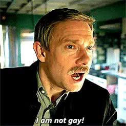 Watch and share Oblivious GIFs and Sherlock GIFs on Gfycat