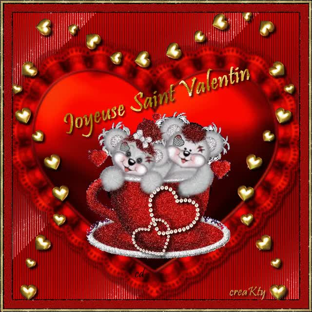 Watch and share Saint Valentin GIFs on Gfycat