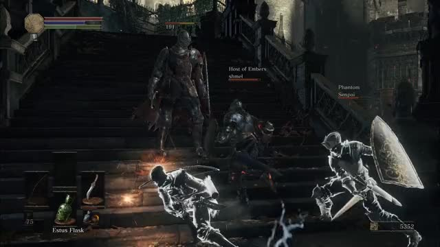 Watch Dark Souls 3 - My Lord of Cinder needs me GIF by @genma on Gfycat. Discover more GamePhysics GIFs on Gfycat