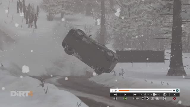 Watch and share Crash GIFs and Dirt4 GIFs by ScarsofRenown on Gfycat