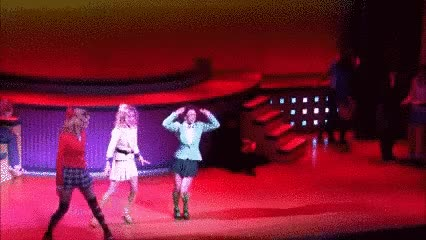 Watch and share Community Post: 23 Times The Musical Theater Side Of Tumblr Was Not OK GIFs on Gfycat