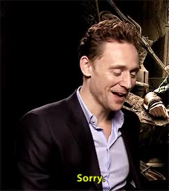 Watch apology GIF on Gfycat. Discover more tom hiddleston GIFs on Gfycat