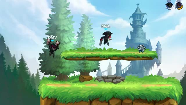 Watch and share Brawlhalla 2019-02-18 18-46-58 GIFs by Dennis Vinke on Gfycat