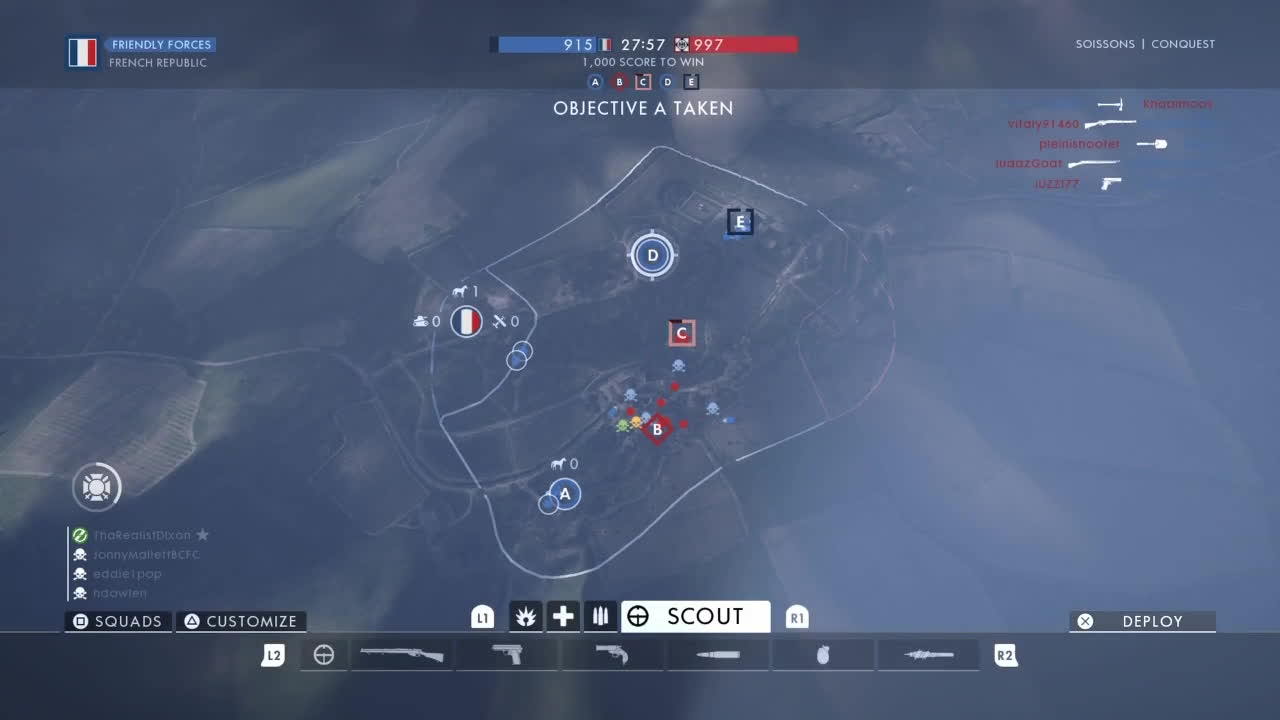 bf1 collaterals, bf1 epic moments, bf1 kills of the week, surprise surprise GIFs