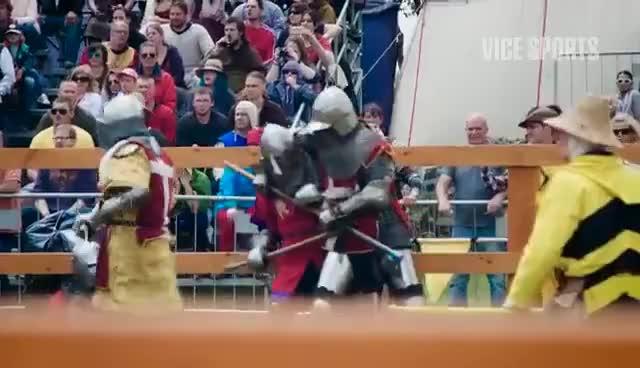 medieval MMA GIFs
