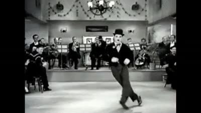 Watch and share Charlie Chaplin Dancing GIFs on Gfycat