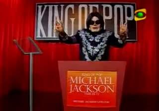 Watch and share El Especial Del Humor - Michael Jackson GIFs on Gfycat