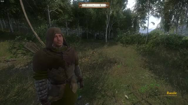 Kingdom Come- Random Bandit Stabbings