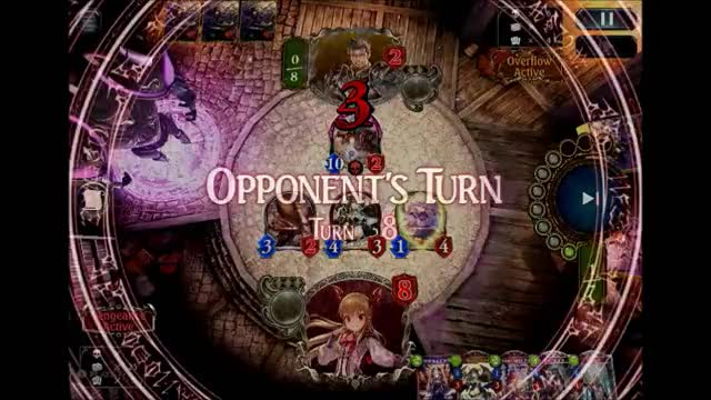 Watch and share Shadowverse GIFs by darkpaladinx on Gfycat