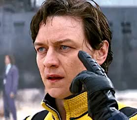 Watch and share Charles Xavier GIFs and James Mcavoy GIFs on Gfycat