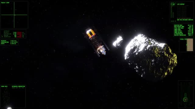 Watch ΔV: Rings of Saturn - Time to Reflect GIF by Kodera Software (@kodera) on Gfycat. Discover more deltav, game, gamedev, indie, indiedev, sci-fi, scifi, space GIFs on Gfycat